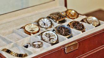 Comment choisir une boîte à montre