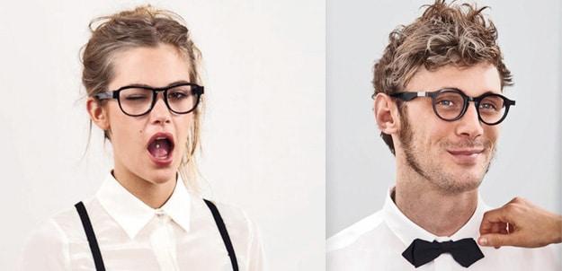 51f9edcb7cc41c Certaines personnes ont honte de porter des lunettes par peur du changement  au niveau du look et notamment les jeunes. A cet effet, les lunettes Anne  ...