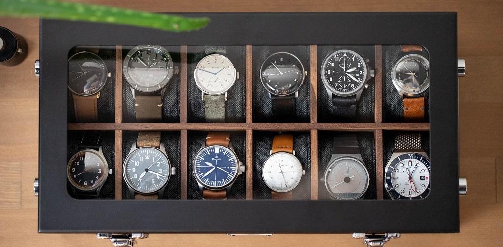 boîte à montres