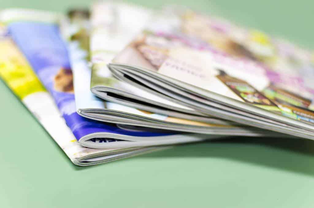 magazine abonnement